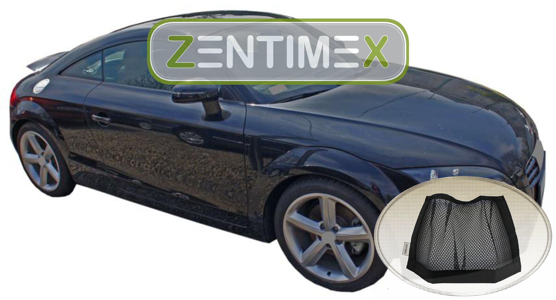 Tappetino Vasca TPE Borsa rete per AUDI TT 3 8s Coupè Coupe Posteriore Acciaio per Hatc 55