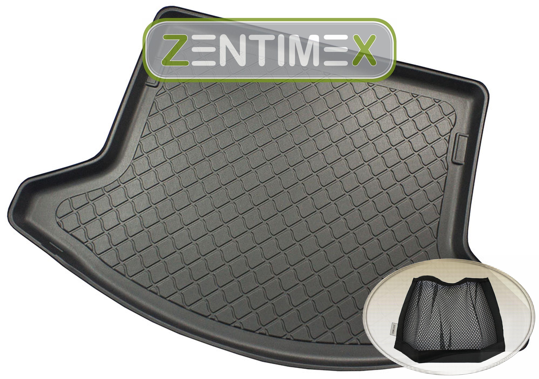 Netztasche für  Mazda CX-5 Allradantrieb 2 KF Steilheck 54 Kofferraumwanne TPE