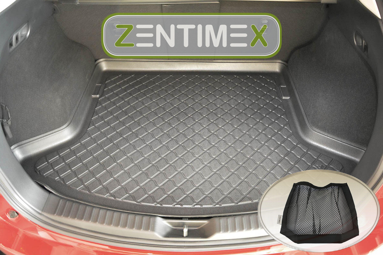 Netztasche für  Mazda CX-5 2 KF Steilheck Geländewagen S27 Kofferraumwanne TPE
