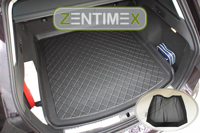 Netztasche für  Seat Leon ST Reference 3 5F Kombi 5-türe3E Kofferraumwanne TPE