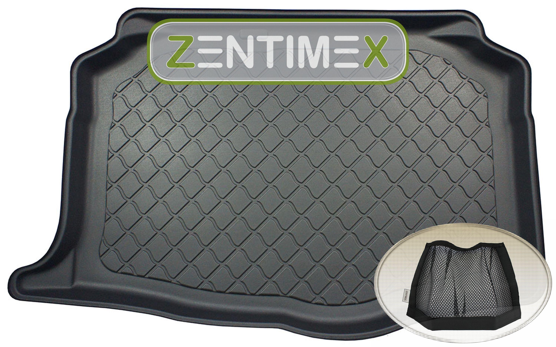 Tappetino Vasca TPE Borsa rete per SEAT IBIZA FR 5 6f posteriore acciaio per Hatchback 2e