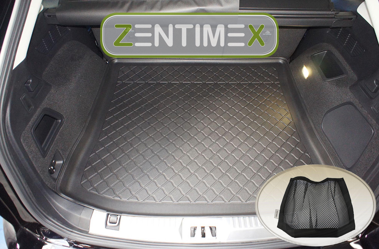 bolsa de malla para Ford Edge Titanium 2 furgoneta remol pretrituradora 22 Alfombrilla de Tina tpe