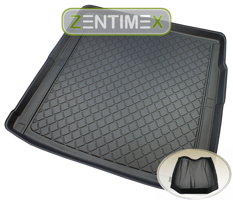 Alfombrilla de Tina tpe bolsa de malla para mercedes cls-clase Shooting Brake exklu42