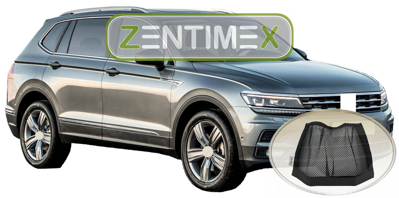 Kofferraumwanne TPE Netztasche für  Volkswagen Tiguan Allspace 4WD Allradant28
