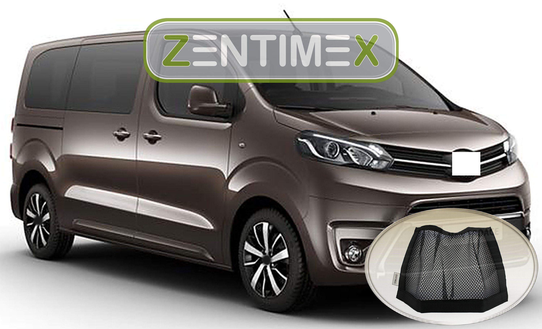 Kofferraumwanne TPE Netztasche für  Toyota ProAce Verso Family Comfort PKW V48