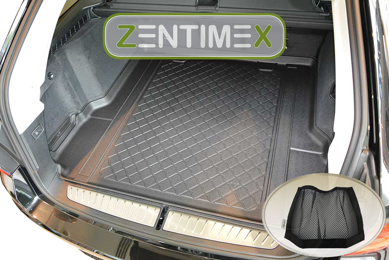 Netztasche für  BMW 5er G31 Efficient Dynamics Edition T39 Kofferraumwanne TPE