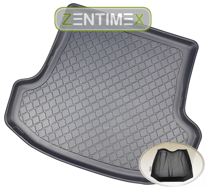 Kofferraumwanne TPE Netztasche für  Kia Stinger GT Coupé-Limousine 4-türer 240
