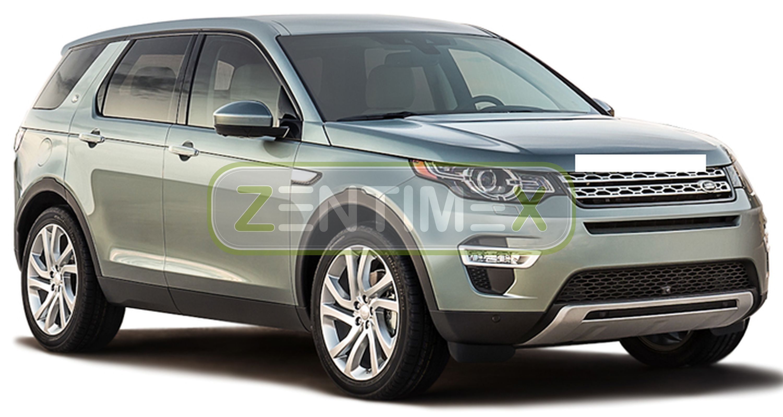 Con goma tapiz para bañera Land Rover Discovery Sport Pure l550 furgoneta remol g21