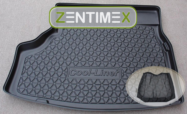 Klett-Netz für BMW 3er E36 Limousine Z335557 Diamanten-Design-Kofferraumwanne