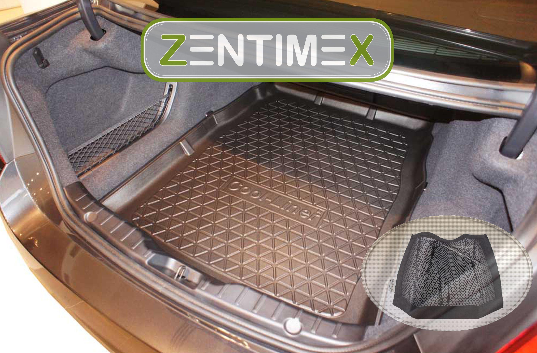 Klett-Netz für BMW 7er F02 Langer Ra Z338141 Diamanten-Design-Kofferraumwanne
