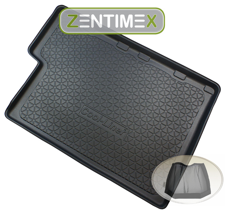 Z336641 Diamanten-Design-Kofferraumwanne Klett-Netz für Ford Tourneo Custom Kl