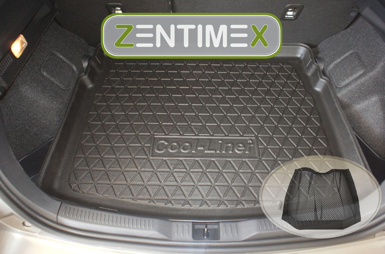 Klett-Netz für Toyota Auris Hybrid 2 Z337839 Diamanten-Design-Kofferraumwanne