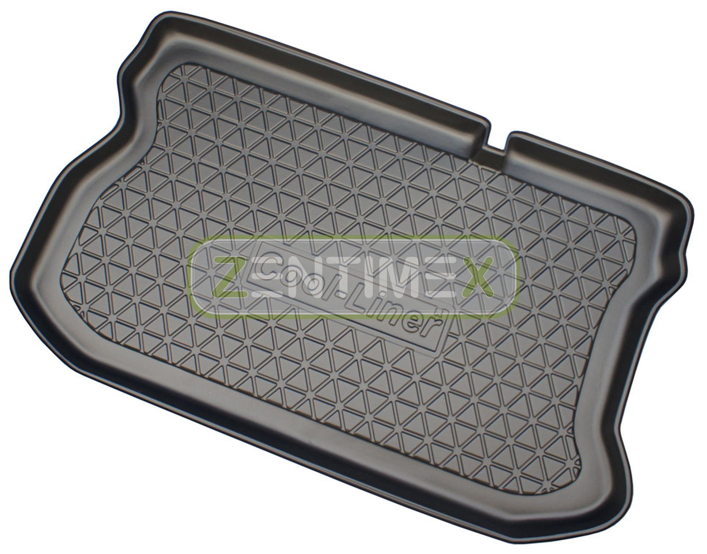 Diamanten-Design-Kofferraumwanne für Opel Corsa B Schrägheck Hatchback 3-türer 1