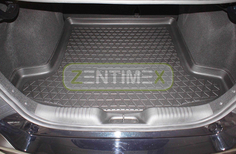 Diamanten-Design-Kofferraumwanne für Fiat Tipo Lounge Typ 356 Limousine Stufenhe