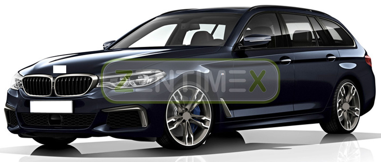 Diamanti-Design-Tappetino vasca per BMW 5er g31 M Sport Pacchetto Touring STATION WAGON 5-tü