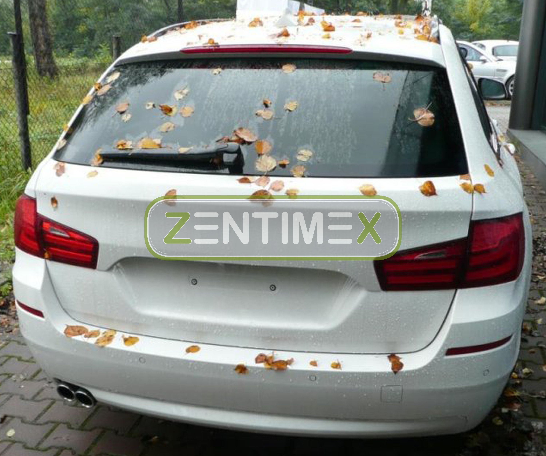 Z330189 SET Kofferraumwanne Gummifußmatten für BMW 5er xdrive F11 Facelift Touri