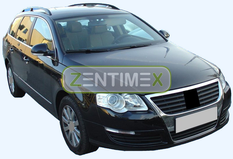 Z331103 SET Kofferraumwanne Gummifußmatten für VW Volkswagen Passat Alltrack B7