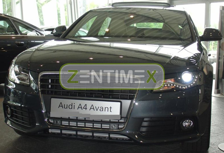 Z330022 SET Kofferraumwanne Gummifußmatten für Audi A4 Allroad Quattro B8 8K5 Fa