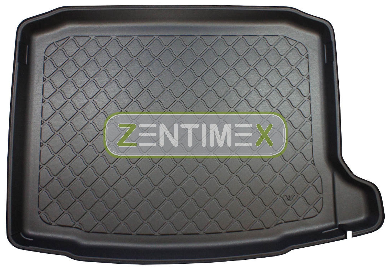 Z330741 SET Kofferraumwanne Gummifußmatten für Seat Ateca FR Steilheck Geländewa