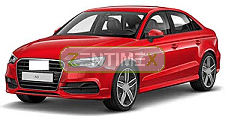 Z329948 Set Tappetino Vasca In Gomma Tappetini per AUDI a3 8v Limousine berlina 4
