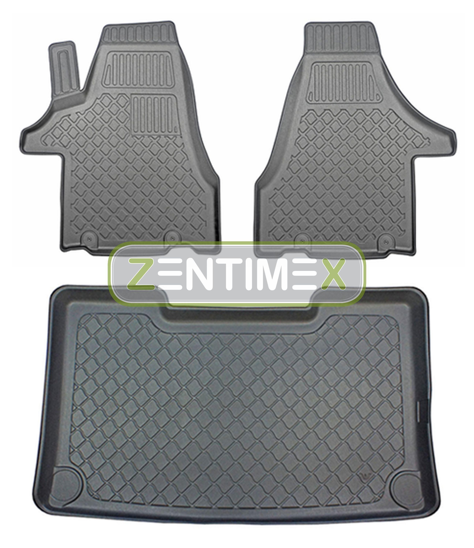 Kofferraumwanne für VW Touareg 1 02 Laderaumwanne Wanne Matte Kofferraummatte