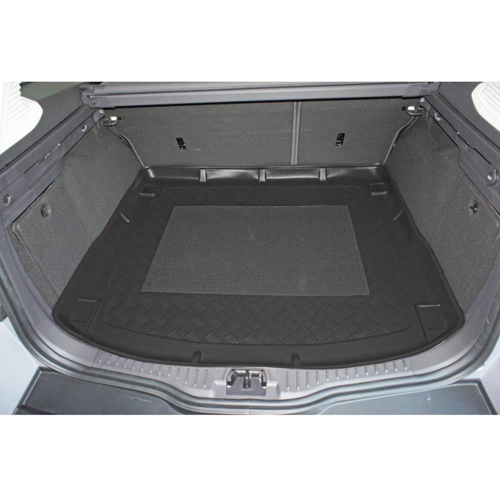 kofferraumwanne f r ford focus 3 facelift turnier kombi 5 t rer 2014 ebay. Black Bedroom Furniture Sets. Home Design Ideas