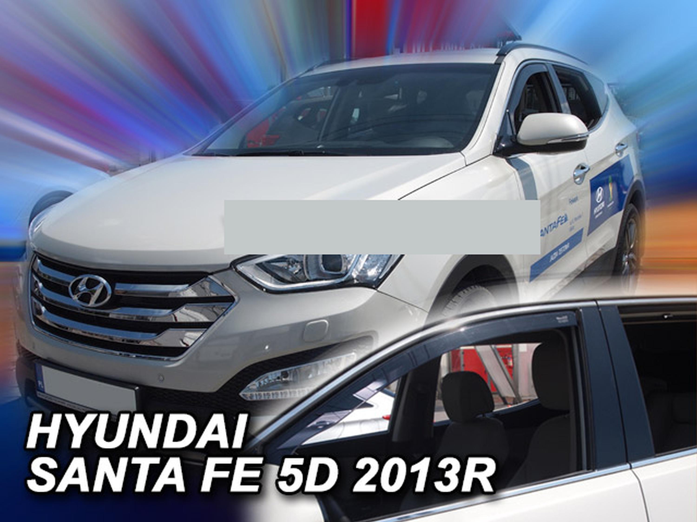 Derivabrisas para Hyundai Santa Fe 3 dm 2012-furgoneta remol todoterreno SUV 5 puertas V