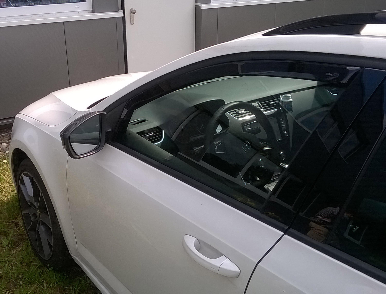 Derivabrisas para Skoda Octavia Combi 3 5e 2013-combi 5 puertas delante