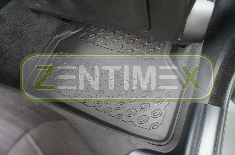 Premium-3D-TPE-Gummifußmatten für BMW 5er i xDrive 4WD Allradantrieb E61 Touri20