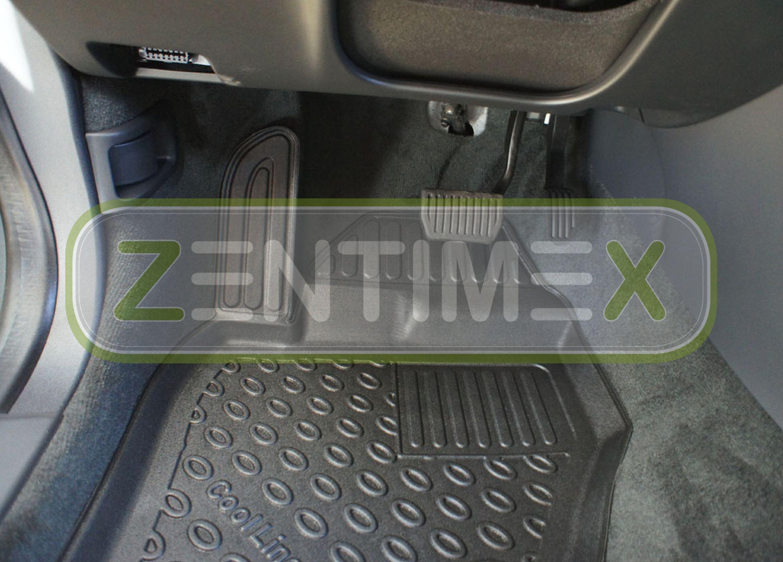 3d-tpe Premium goma tapices para volvo xc60 R-Design momentum 1 y20 furgoneta remol 1c