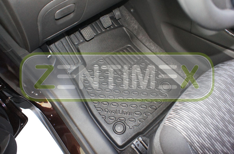 TPE 3D Premium per Opel Mokka X Allroad SUV 5-porte 2016-0 Tappetini in gomma