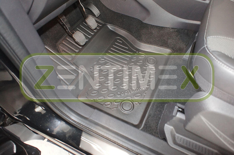 TPE 3D Premium per Ford Kuga 2 SUV 5-porte 2012 Tappetini in gomma