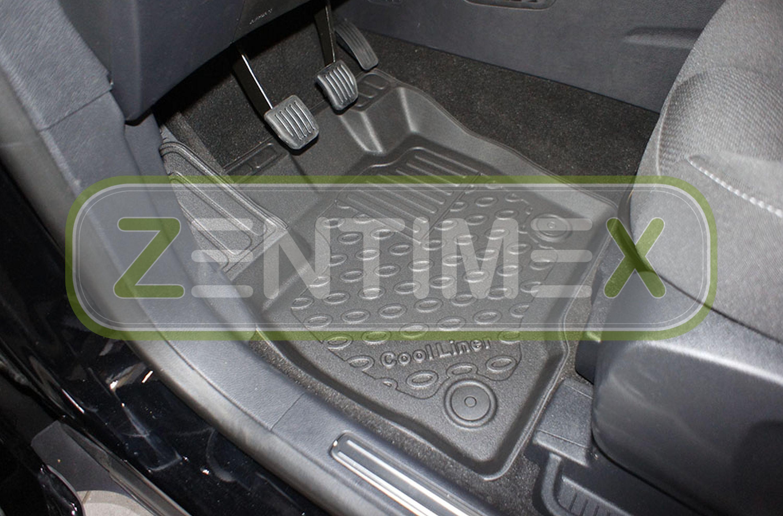 goma tapices para Ford Galaxy Titanium 3 van combi 5-puertas 2013f Premium 3d-tpe