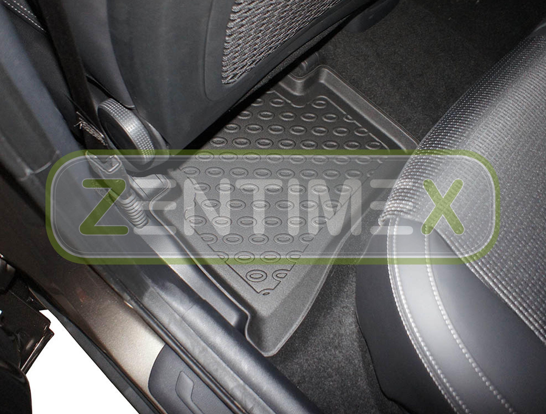 Tappetini in gomma TPE 3D Premium per Kia Sportage Spirit 4 QL SUV 5-porte 2 1