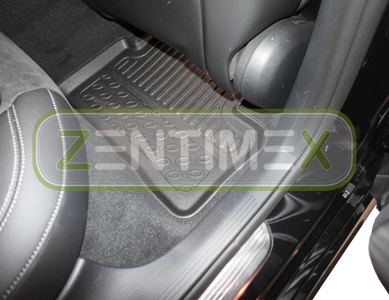 Premium-3D-TPE-Gummifußmatten für Mercedes E-Klasse Avantgarde S213 W213 T-Mod62