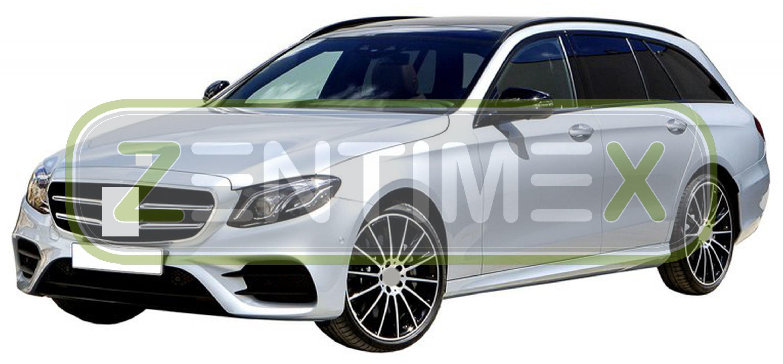 TPE 3D Premium per Mercedes Classe E All-Terrain 4×4² S2 2A Tappetini in gomma