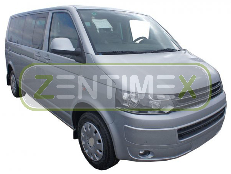 Tappetini in gomma TPE 3D Premium per VW Volkswagen T5 Multivan versione co 5E