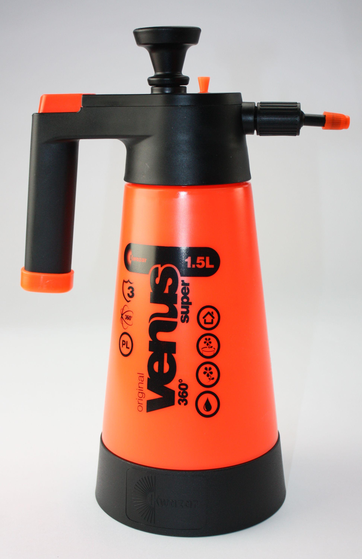 Drucksprüher 1 L Sprüher Sprayer Pumpsprüher SUPER 360 NEU
