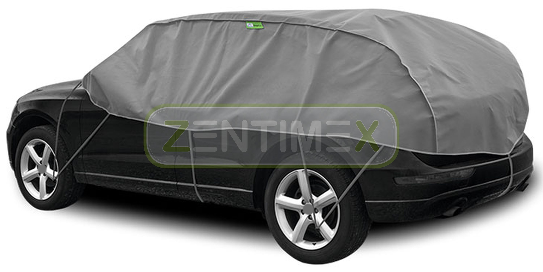 Atmungsaktive Halbgarage für  Opel Mokka X Geländewagen SUV 5-türer 03.16