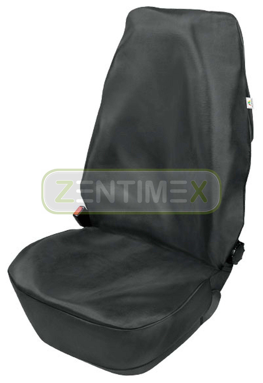 Premium Werkstattschoner Reparaturschoner Einzelsitz Airbag-kompatibel