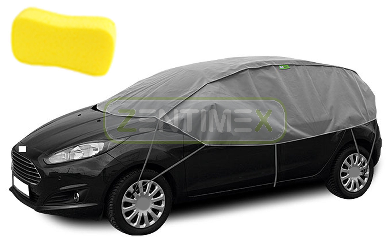 Atmungsaktive Halbgarage für  MINI Mini One D R50 Schrägheck Hatchback 3-türer 0