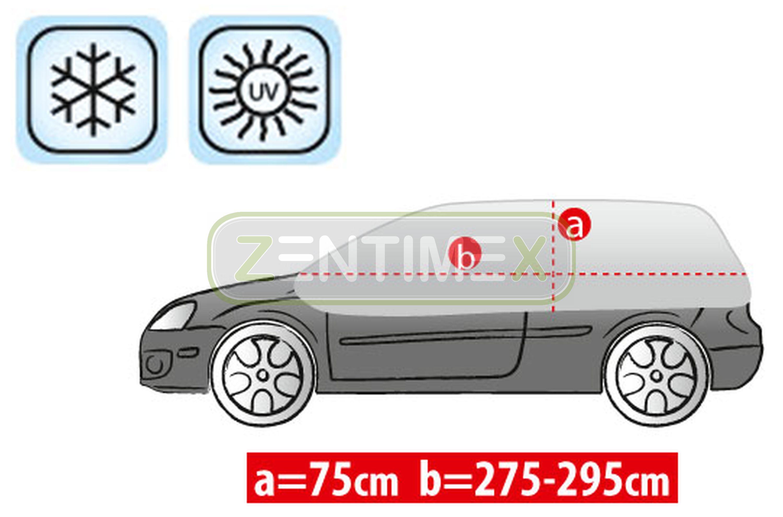 Respiration active Housse pour Hyundai i20 2 Go Hayon Hatchback 5-porte 10.14