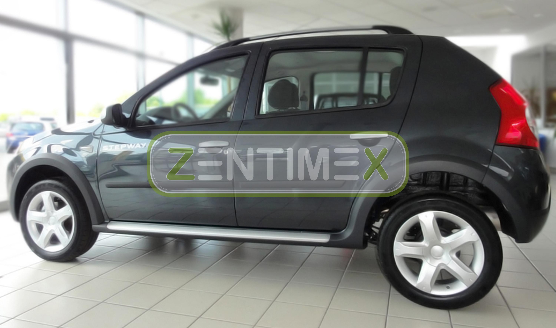 Kofferraumwanne für Dacia Sandero 1 Schrägheck Hatchback 5-türer 2008-2012
