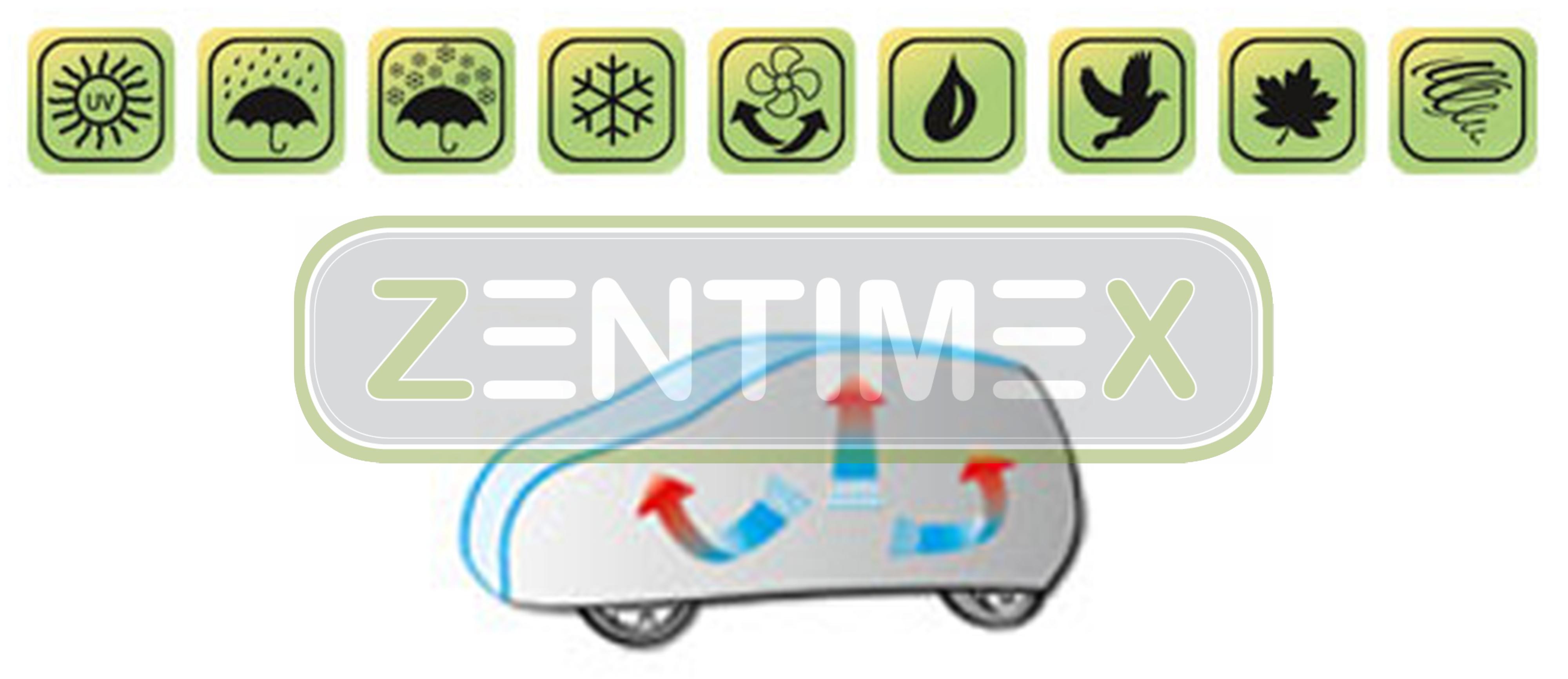 Stormforce Impermeable Coche Para Mercedes C63AMG Estate