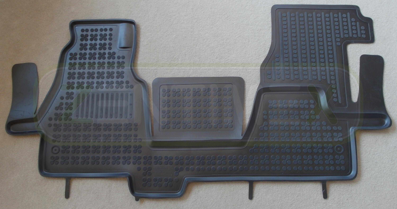 gummifu matten f r mercedes sprinter 1 w901 w902 w903 w904. Black Bedroom Furniture Sets. Home Design Ideas