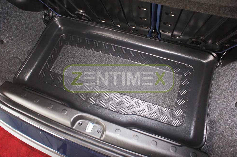 Scanalata Vasca baule bagagliaio per Fiat Panda Mystyle 3 tipo 312//319 Hatchback