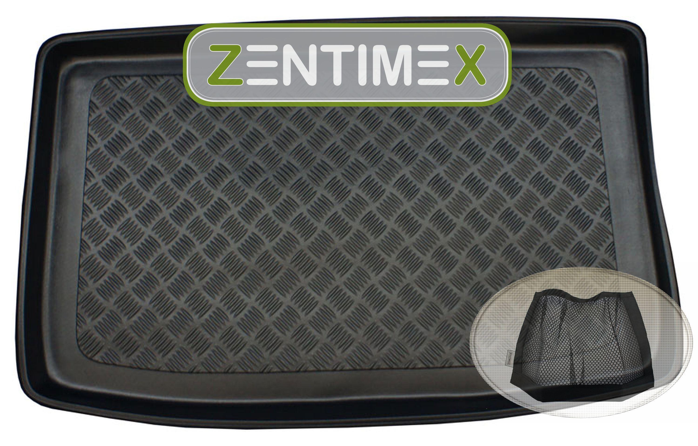 Z333710 Gerippte Kofferraumwanne Klett-Netz für Mercedes A-Klasse Style W176 W