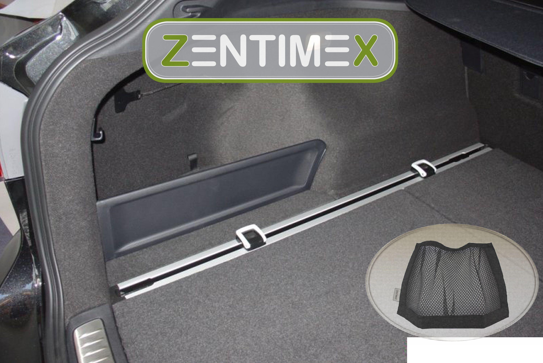 Gummierte Kofferraumwanne für Toyota Avensis Comfort T27 Limousine Stufenheck 4