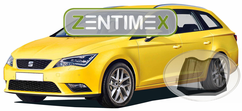 Gummierte Kofferraumwanne für Seat Leon ST Style 3 5F Kombi 5-türer 2013
