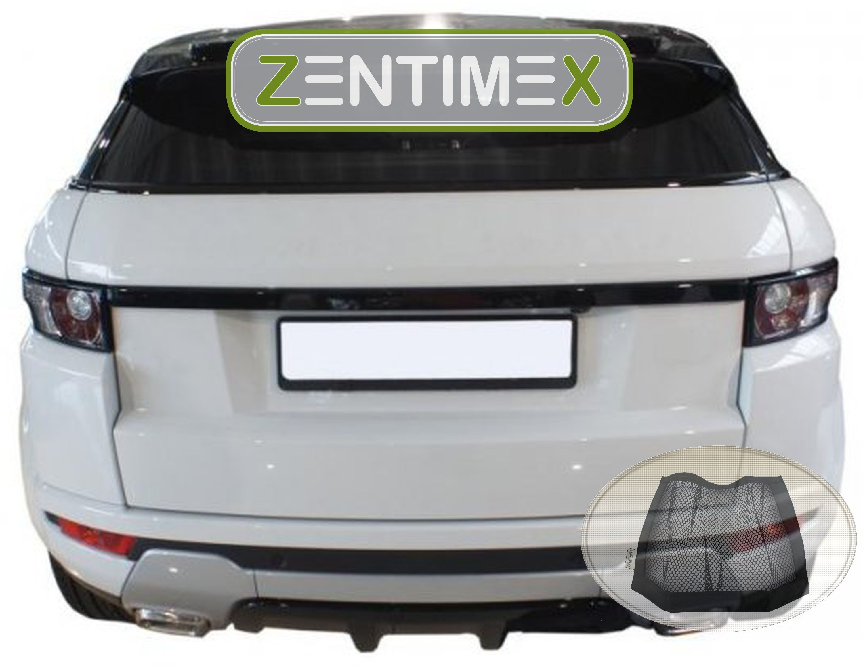 Geriffelte Kofferraumwanne für Range Rover Evoque Pure L538 Steilheck Geländew59